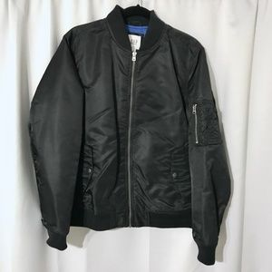 GAP Nylon Bomber Jacket